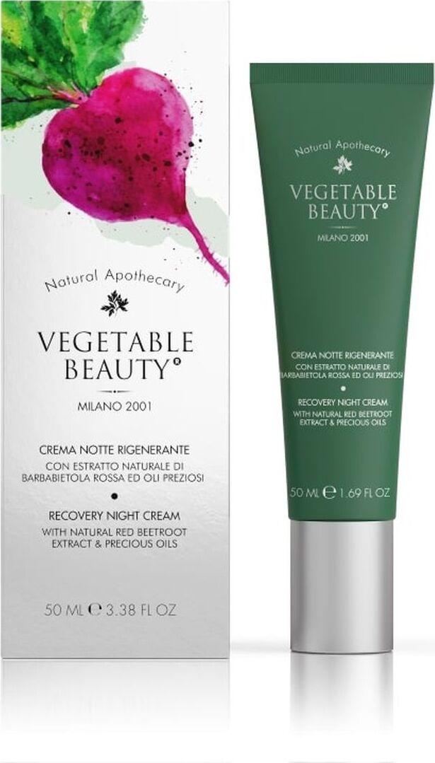 Крем для лица Librederm Vegetable Beauty Восстанавливающий, ночной, с экстрактом свеклы и комплексом масел, 50 мл Vegetable Beauty