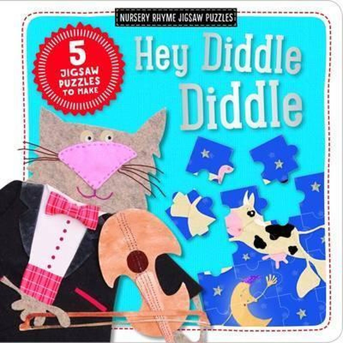 Kate Toms. Hey Diddle Diddle | Toms Kate