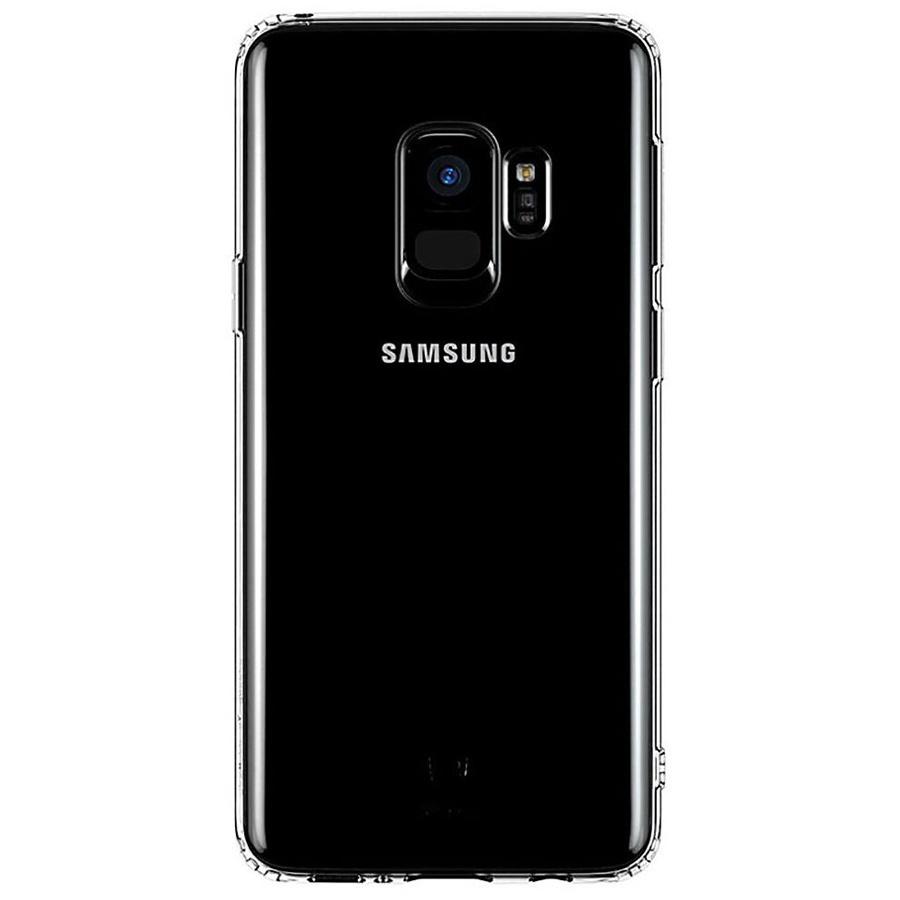 Чехол для Samsung Galaxy S9 Baseus Simple - Прозрачный (ARSAS9-02)