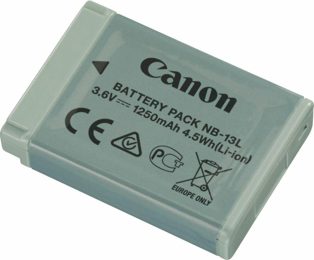 Аккумулятор для компактных камер Canon NB-13L для: Canon PowerShot G9