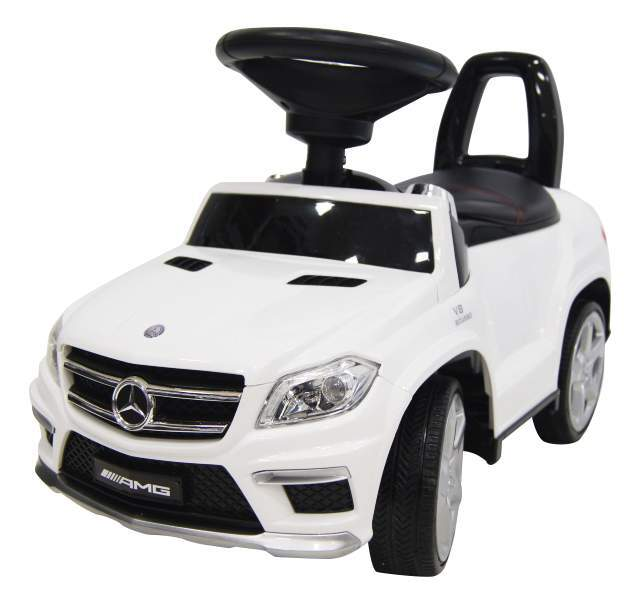 Каталка RiverToys Mercedes-Benz A888AA со звуковыми эффектами белая