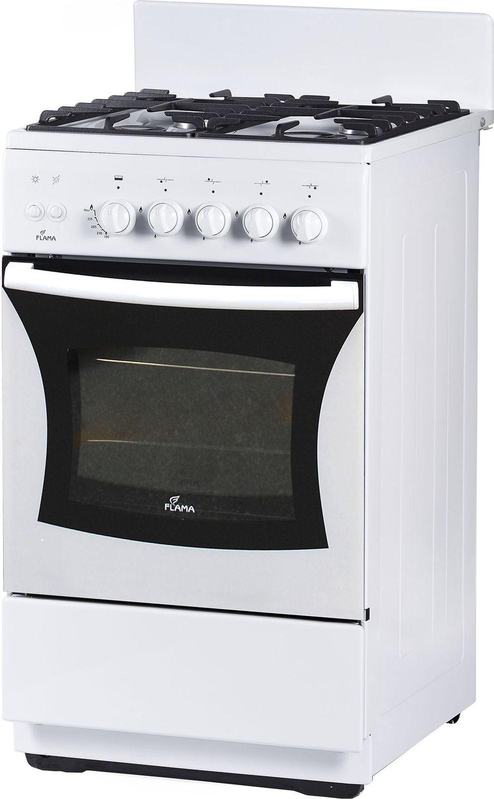 Кухонная плита Flama FG 24229 W, белый