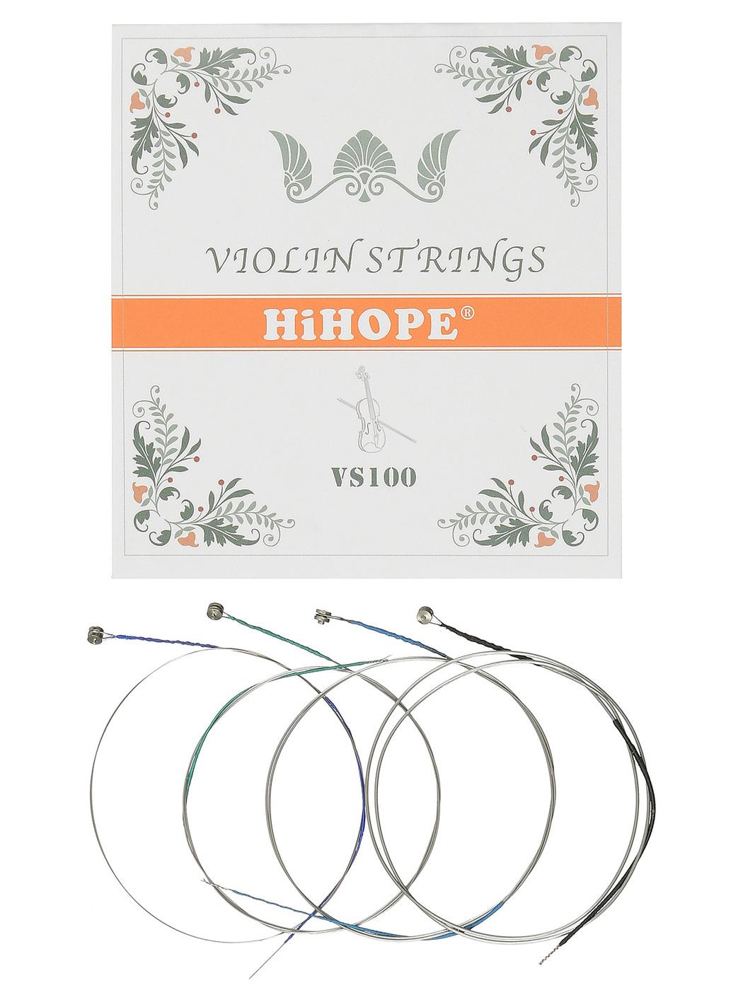 Струны для скрипки HIHOPE VS-100 размер 1/2