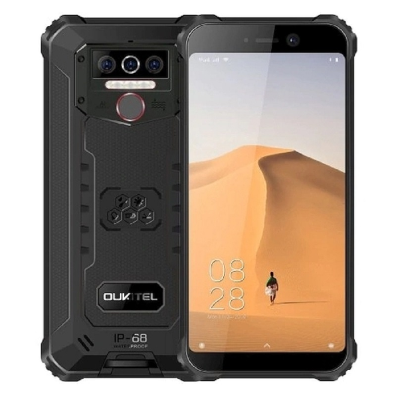 смартфон oukitel wp5;wp5 4/32gb, черный