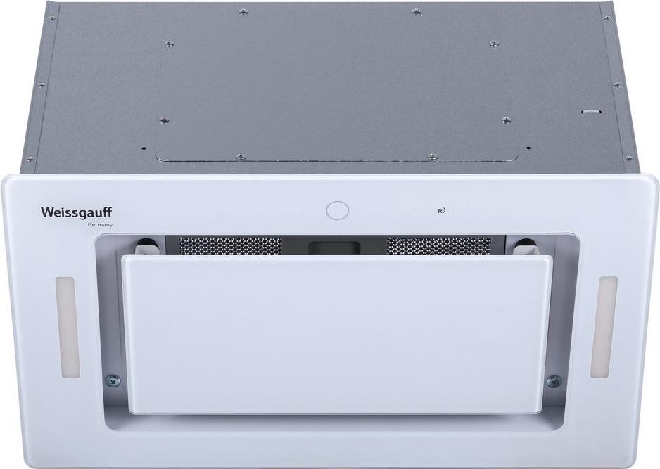 Вытяжка Weissgauff Aura 1200 Remote WH, белый