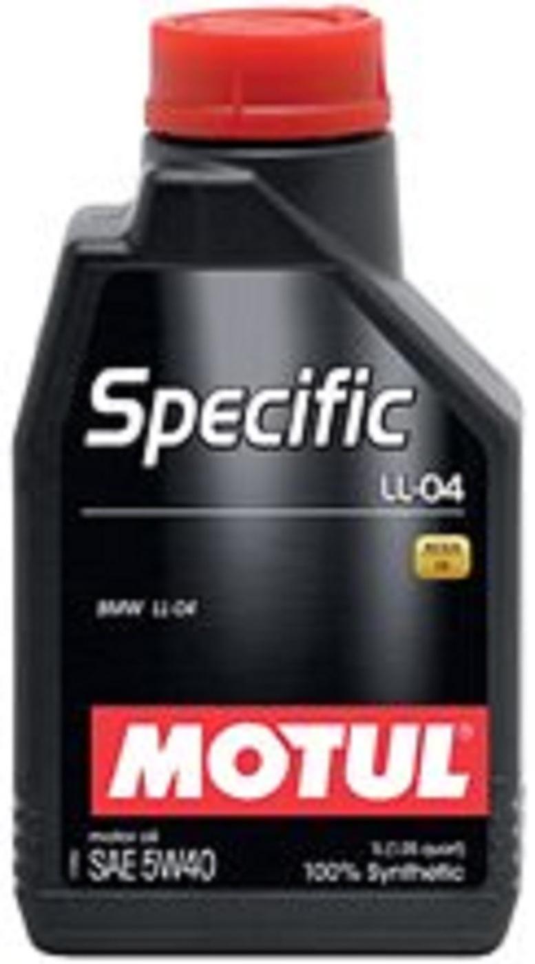 Моторное масло Motul Specific LL-04 5W40 1л