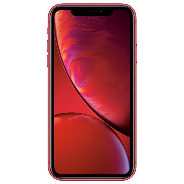 Смартфон Apple iPhone XR 3/128GB, красный