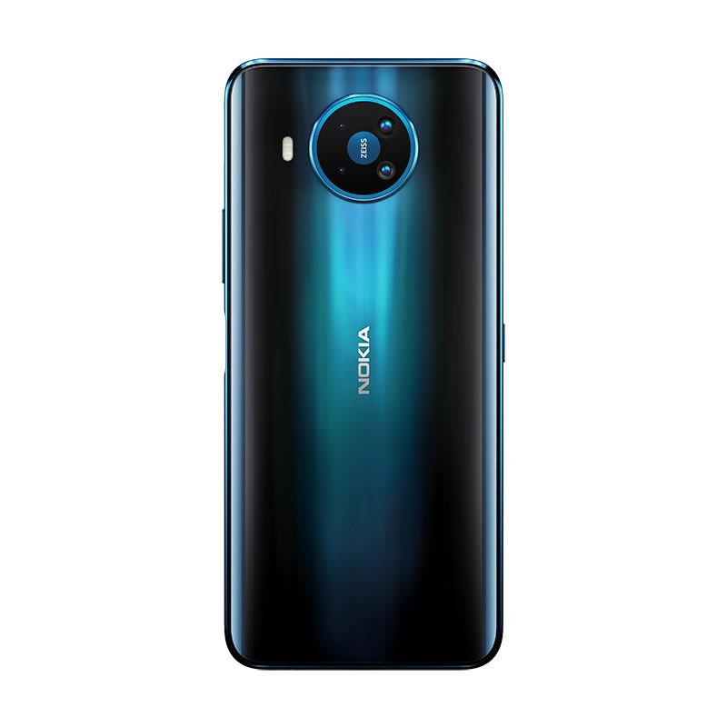 смартфон nokia 8.3  8/128gb, полярная ночь. уцененный товар