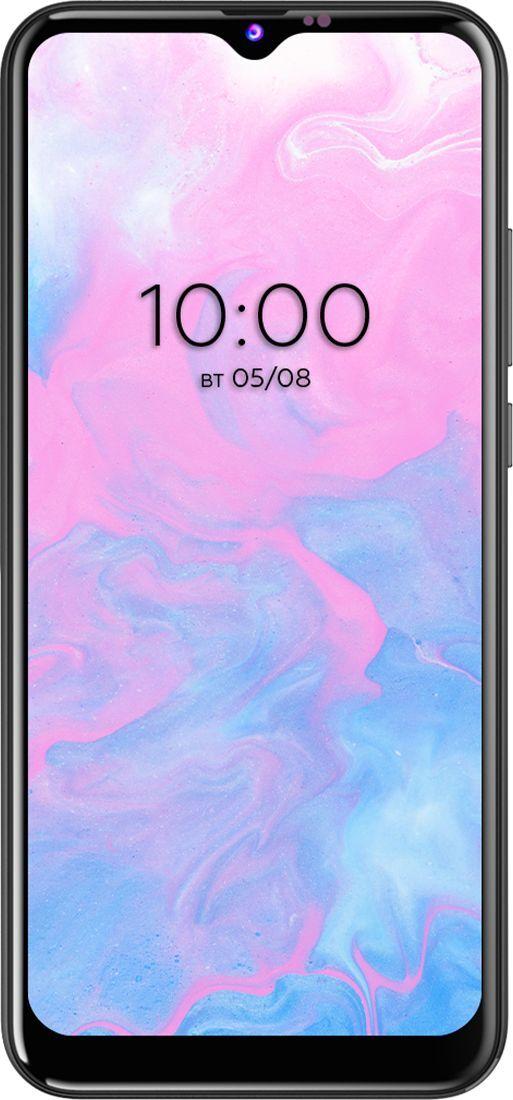 смартфон bq 6630l magic l  3/32gb, deep blue