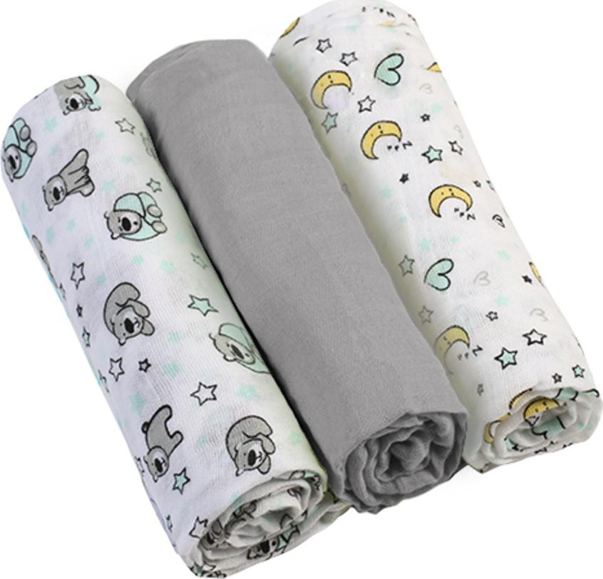 Пеленка текстильная BabyOno #1
