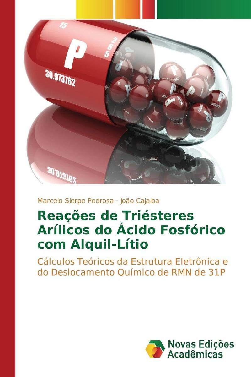 Reacoes de Triesteres Arilicos do Acido Fosforico com Alquil-Litio #1