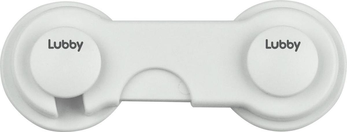 Lubby Защитный замок для створок шкафчиков, артикул 13576 #1