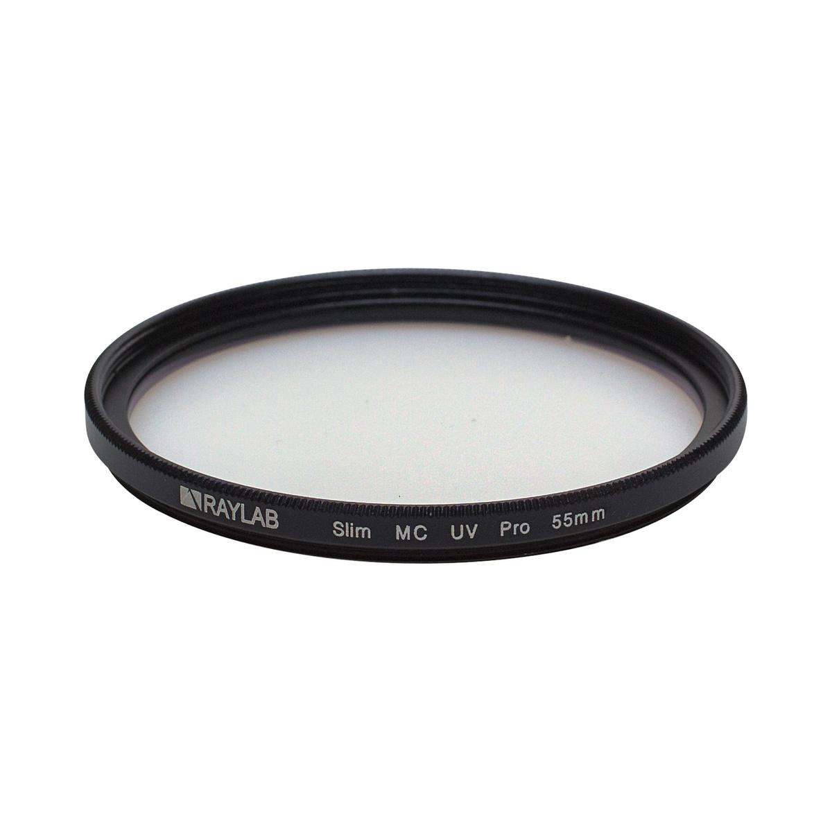 Фильтр защитный ультрафиолетовый RayLab UV MC Slim Pro 55mm #1