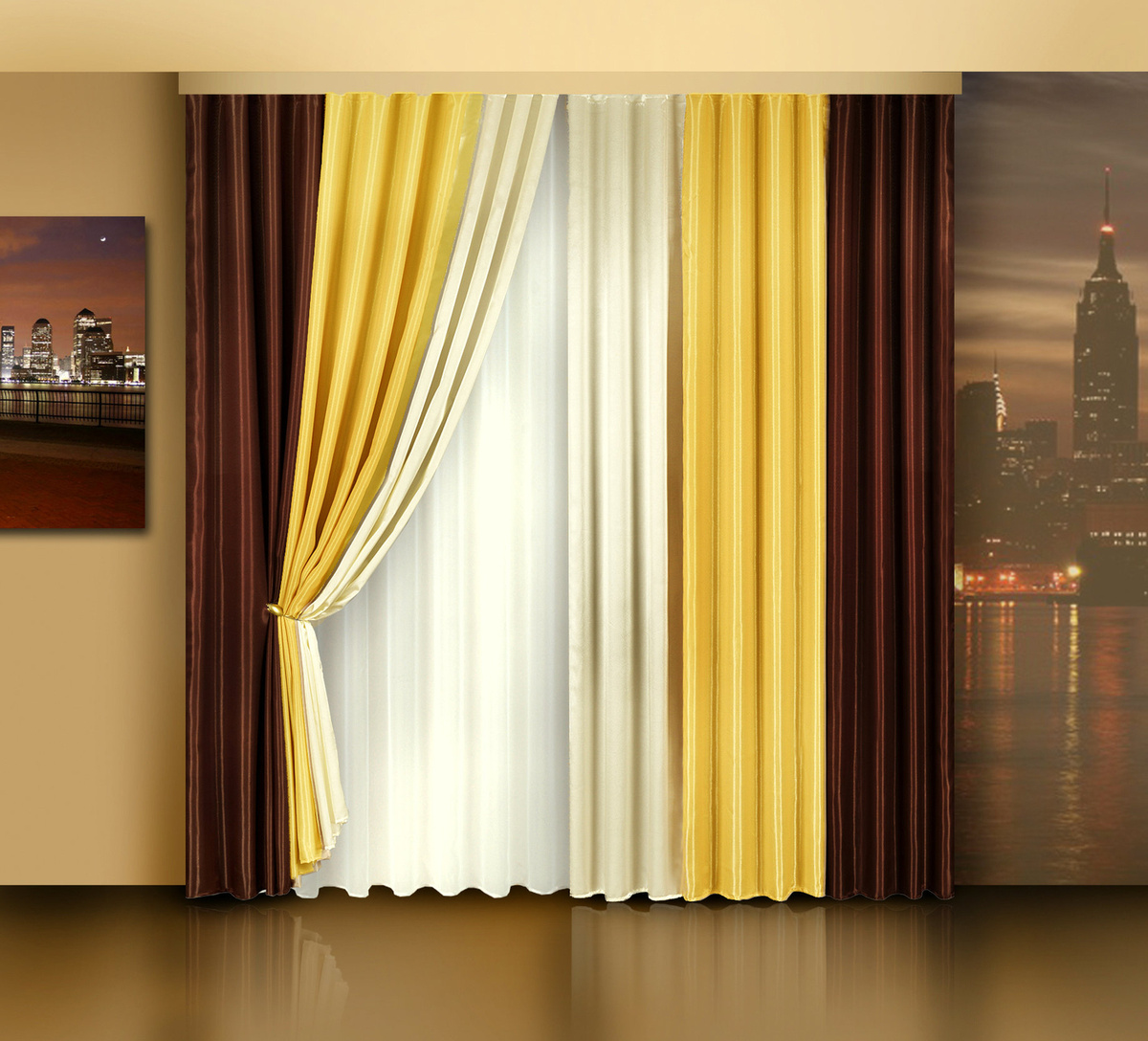 эксклюзивный дизайн двухцветных штор фото тренировках присутствую