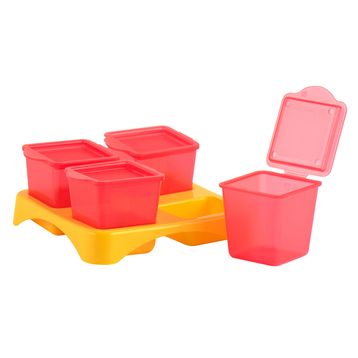 TUBIK Контейнеры для хранения еды Гравитационные контейнеры  #1