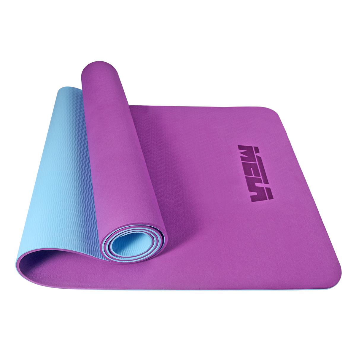 Коврик для йоги и фитнеса MELA #1