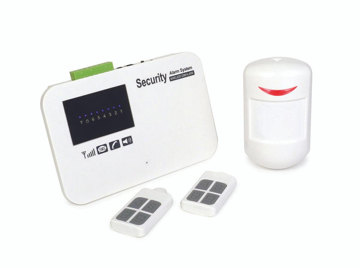 Беспроводная GSM сигнализация - Страж МИНИ  #1
