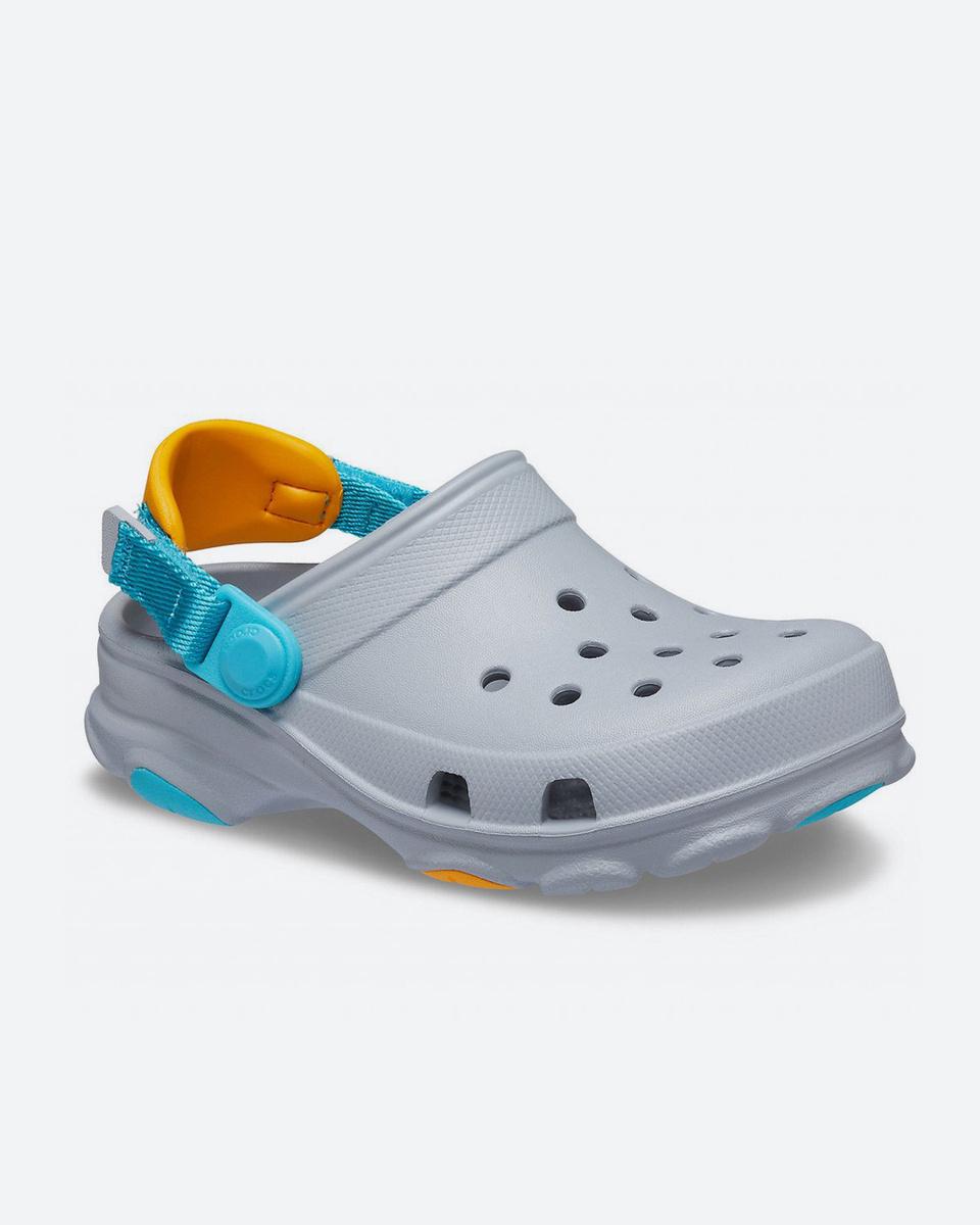 Сабо Crocs Classic All-Terrain Clog K #1