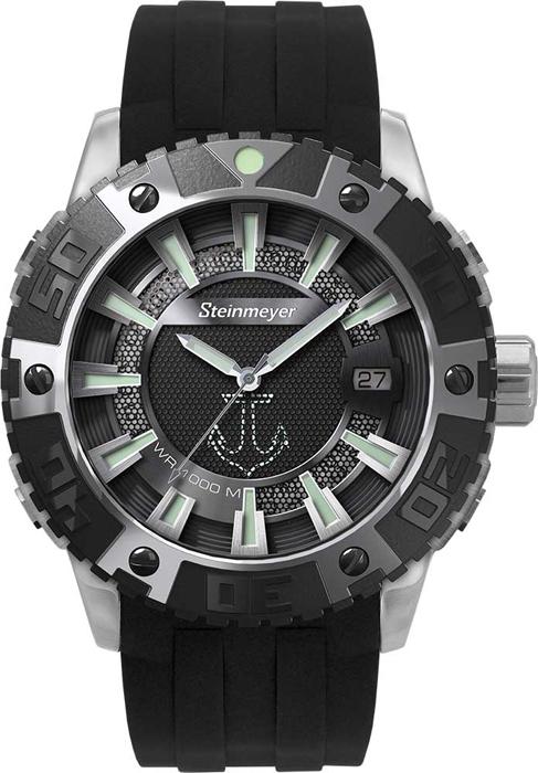 купить Наручные часы Steinmeyer S 041.03.31 по цене 8150 рублей