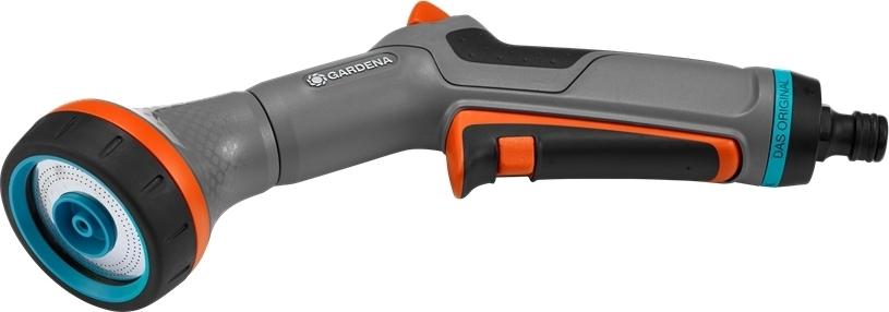 Фото - Пистолет-распылитель GARDENA 18323-20.000.00 пистолет распылитель для полива gardena comfort frost proof многофункциональный