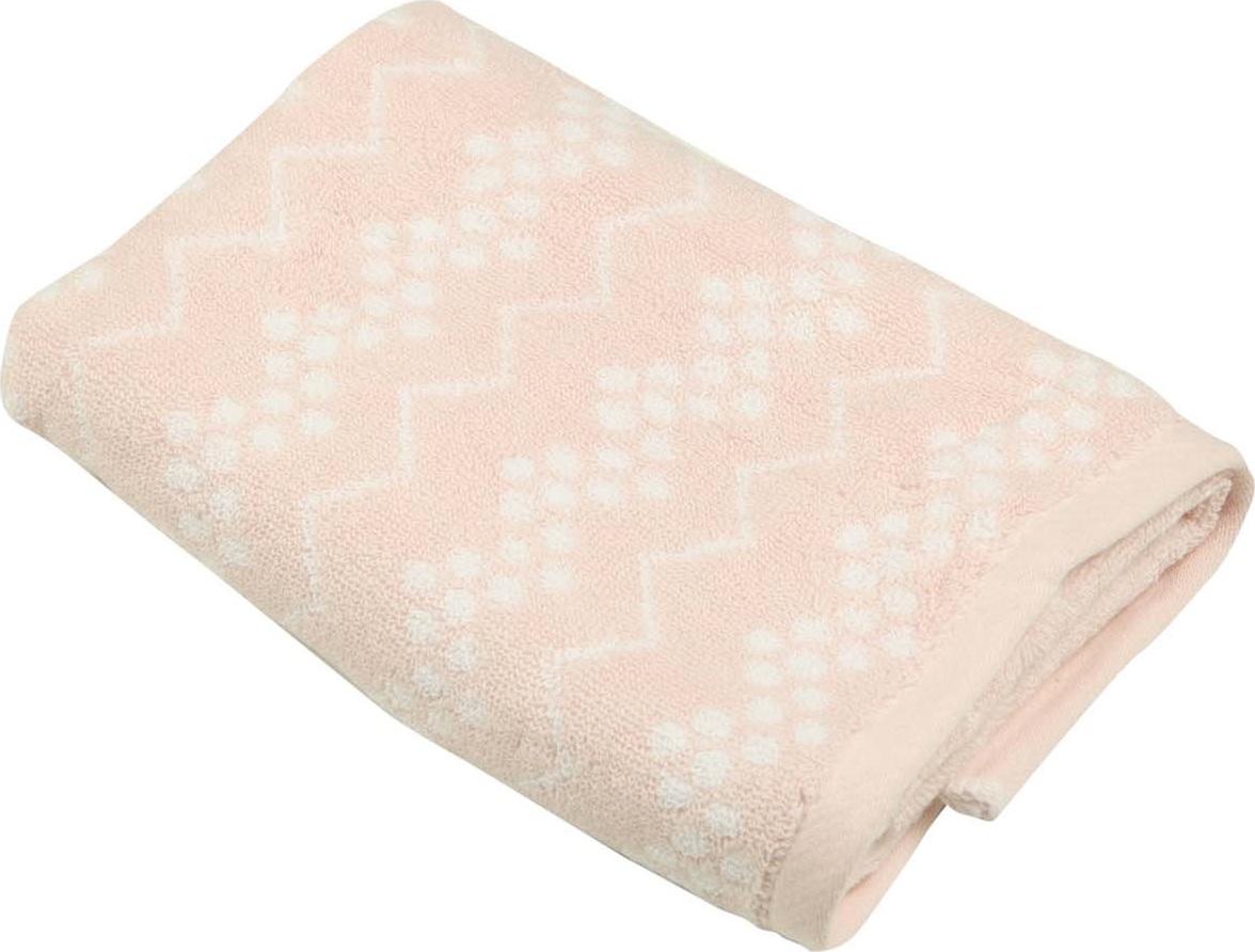 Полотенце для рук мини Wavy Ballet Pink