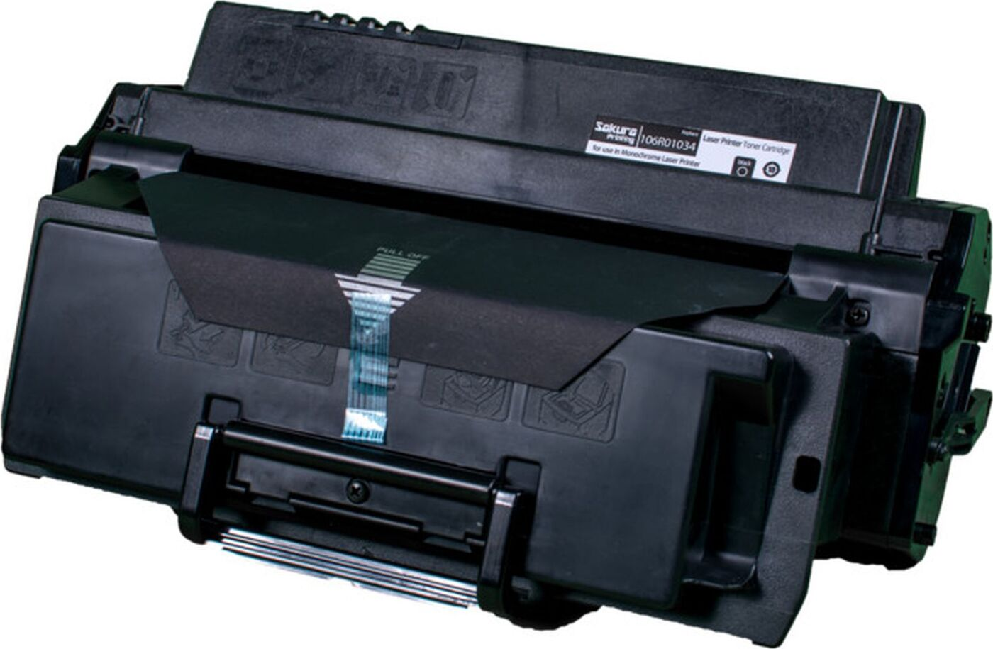 Картридж SAKURA 106R01034 для Xerox P3420/3425, черный 10000 к.
