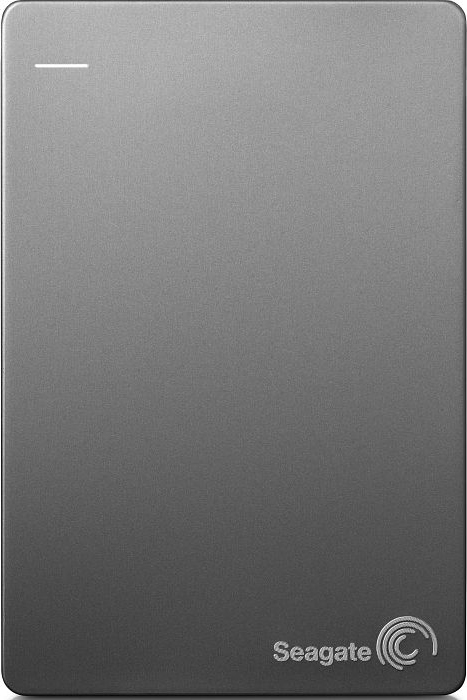 Внешний жесткий диск 2Tb Seagate Backup Plus Silver, STDR2000201 цена и фото
