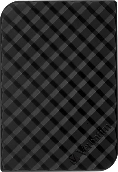 Портативный внешний жесткий диск Verbatim Store 'n' Go 1TB black, 53194