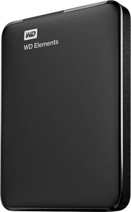 Внешний жесткий диск 1Tb Western Digital Elements Portable Black, WDBMTM0010BBK цена и фото