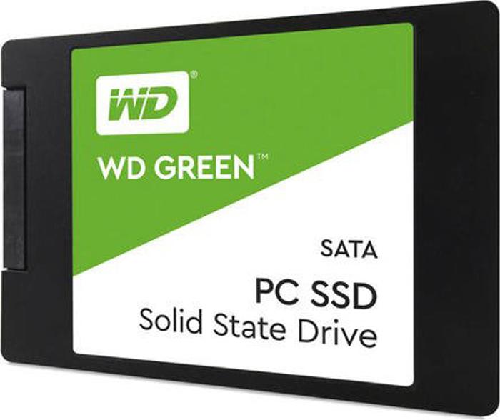 Твердотельный накопитель 1Tb SSD Western Digital Green, WDS100T2G0A цены