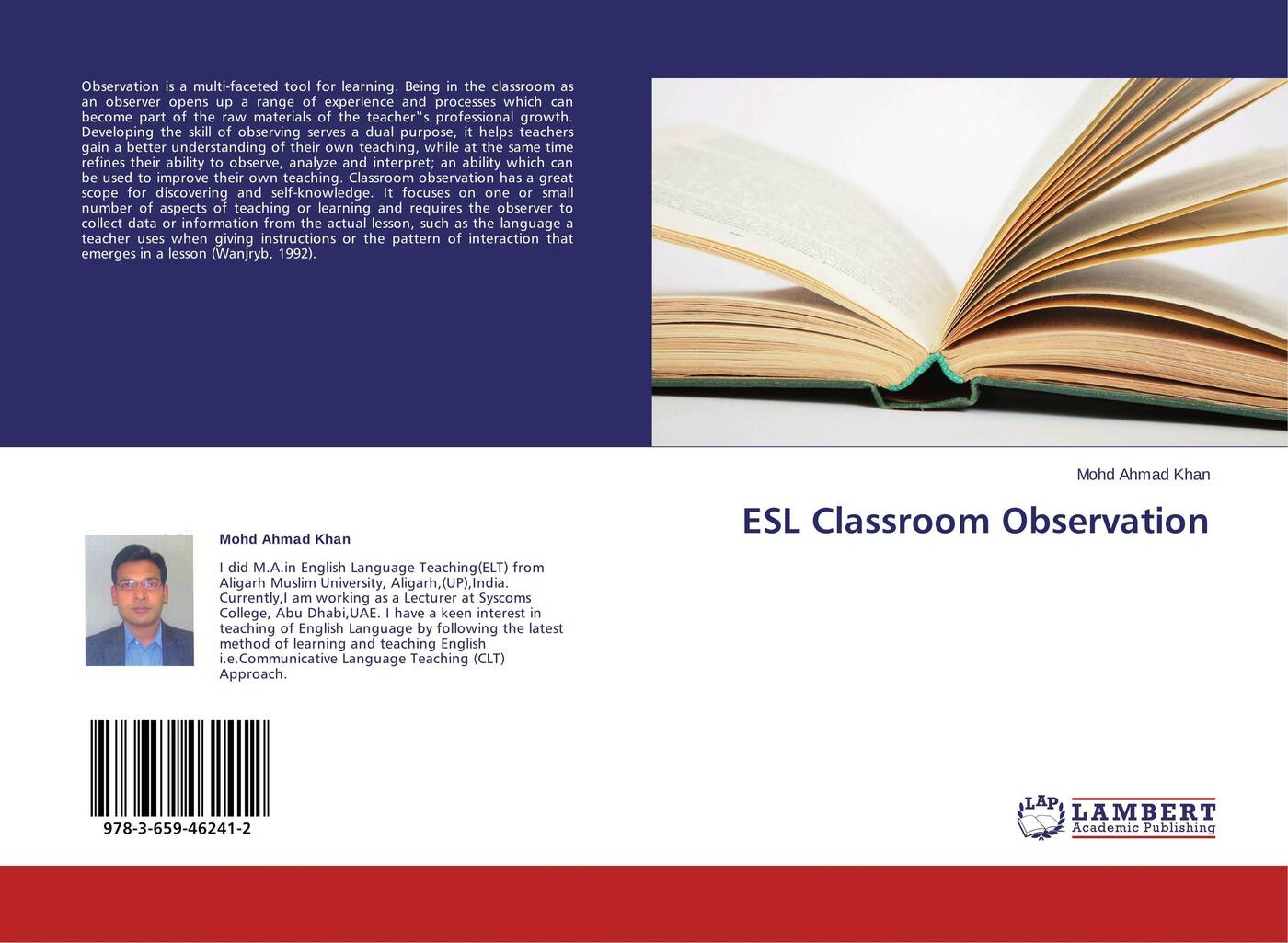 Фото - Mohd Ahmad Khan ESL Classroom Observation the influence of head teacher evaluation on their professional growth