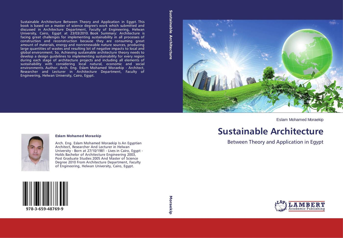 Eslam Mohamed Moraekip Sustainable Architecture 100 years of architecture