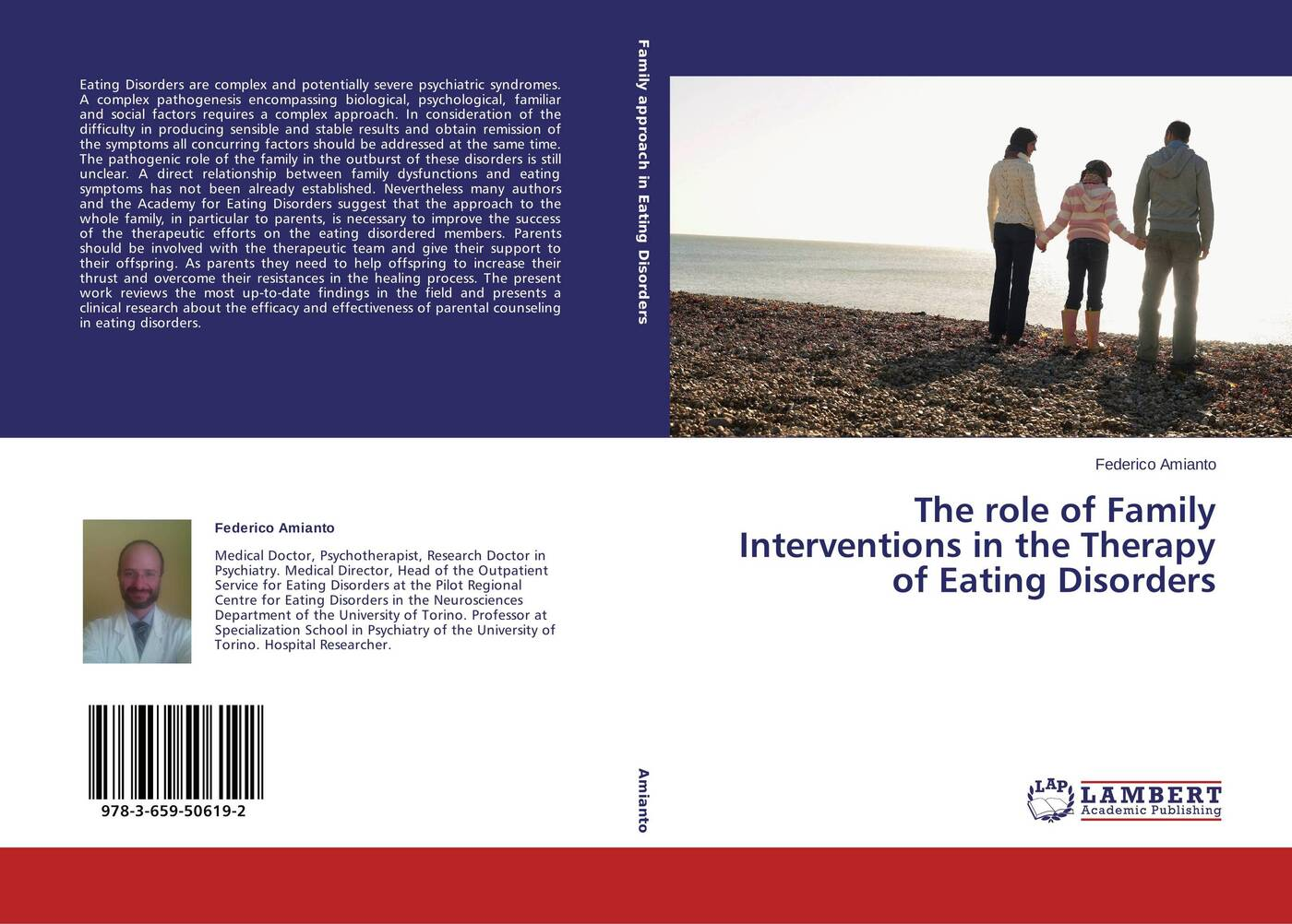Federico Amianto The role of Family Interventions in the Therapy of Eating Disorders levine michael p the wiley handbook of eating disorders