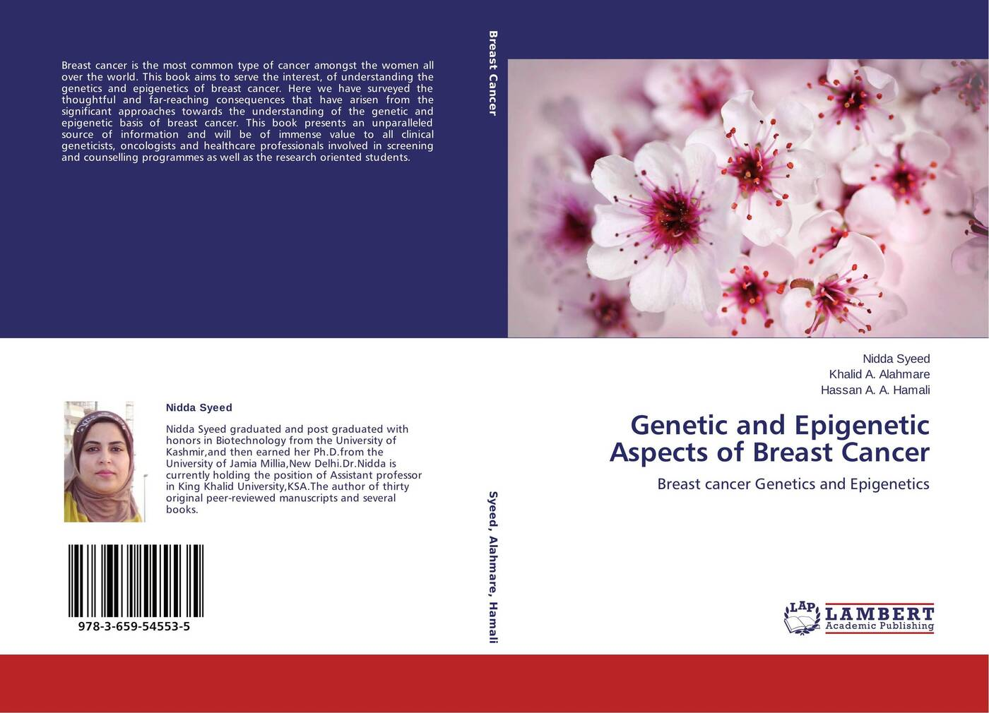 цены Nidda Syeed,Khalid A. Alahmare and Hassan A. A. Hamali Genetic and Epigenetic Aspects of Breast Cancer