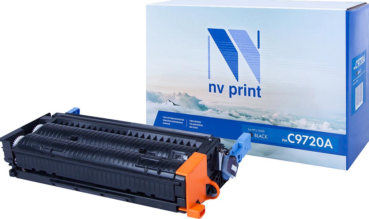 Тонер-картридж NV Print C9720A, черный, для лазерного принтера hp pl c9722a yellow для lj 4600 4600n 4600dn 4600dtn 4600hdn 4650 4650n 4650dn 4650dtn 4650hdn 8000стр