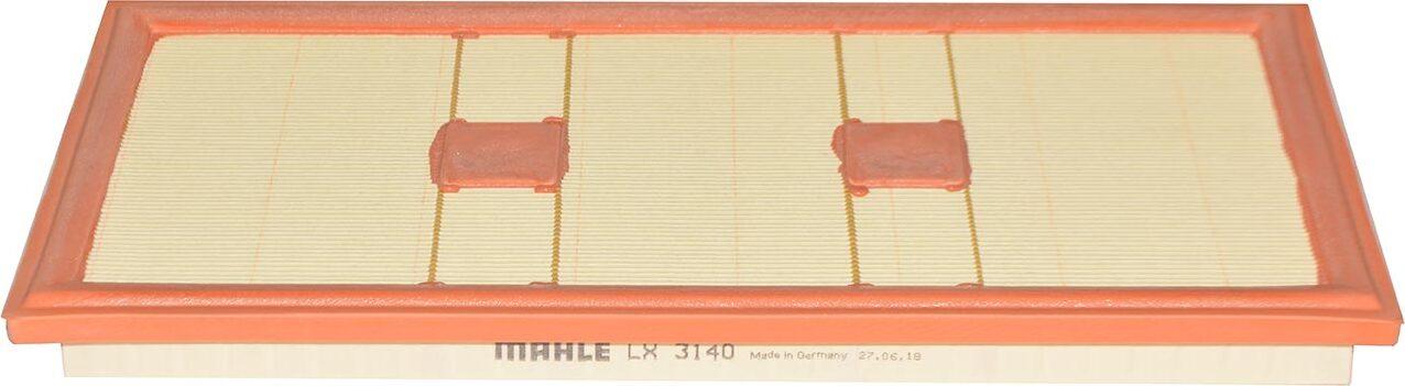 Воздушный фильтр Mahle ORIGINAL LX3140 воздушный фильтр mahle original lx936