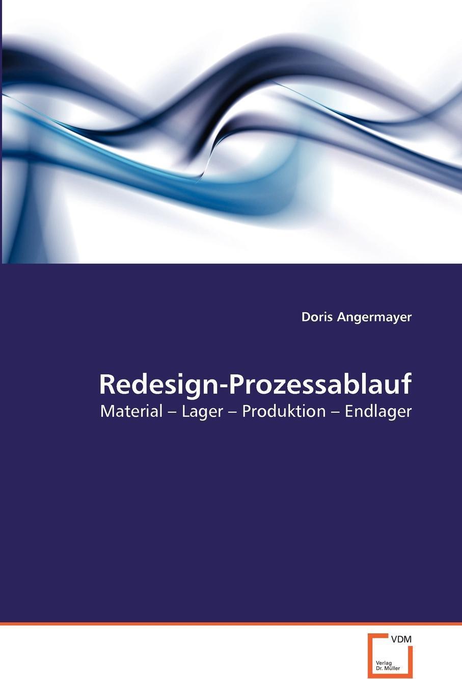 Redesign-Prozessablauf