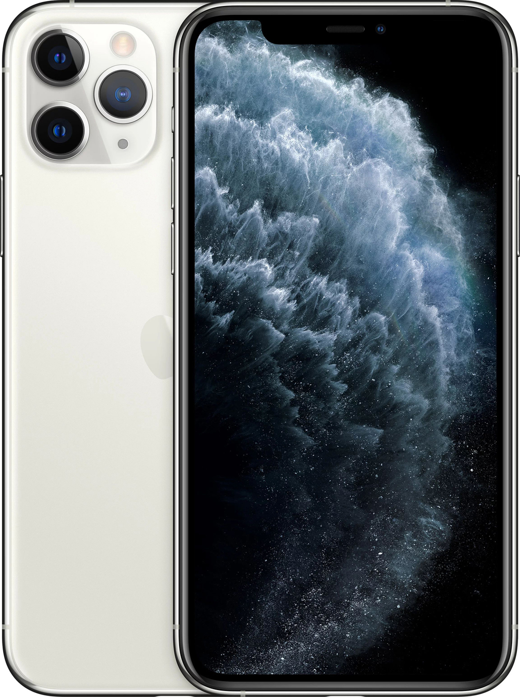 Смартфон Apple iPhone 11 Pro Max 4/256GB, серебристый