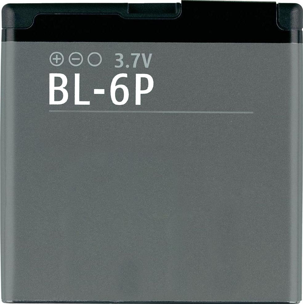 Аккумулятор BL-6P для Nokia 6500 classic, 7900 Crystal Prism, 7900 Prism