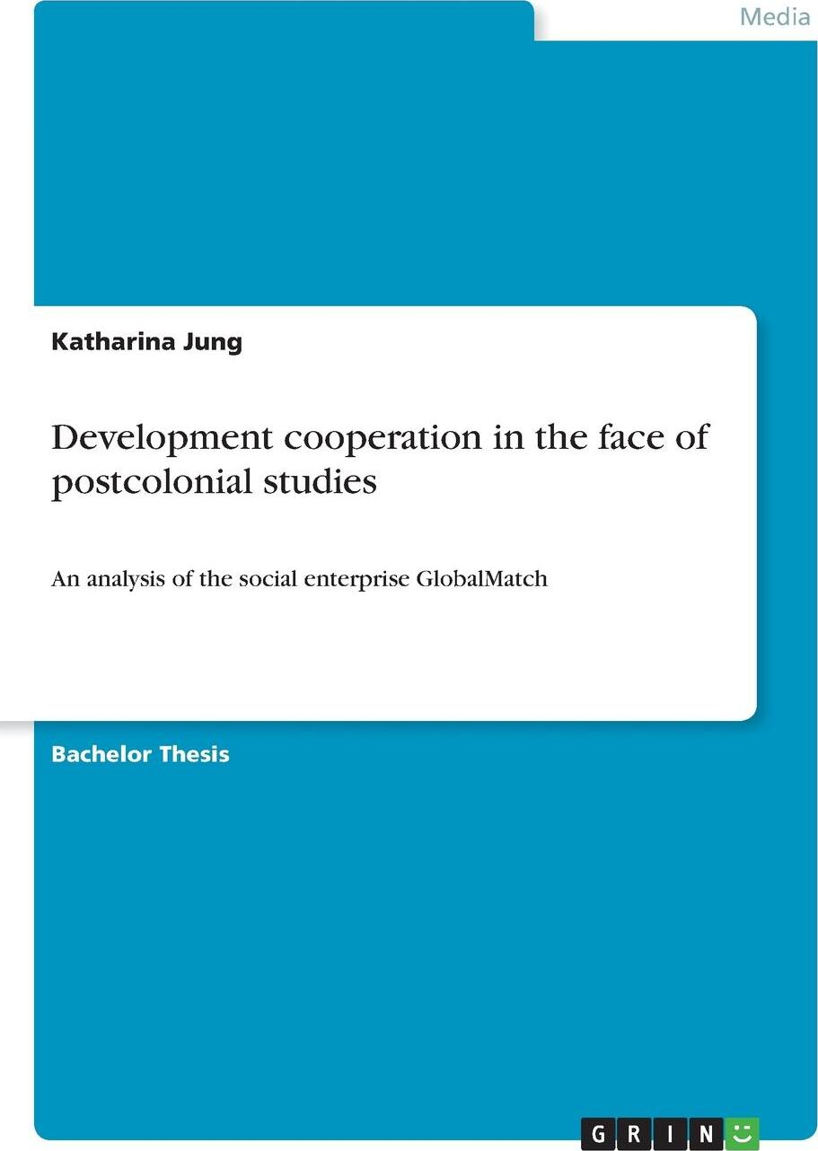 Development cooperation in the face of postcolonial studies