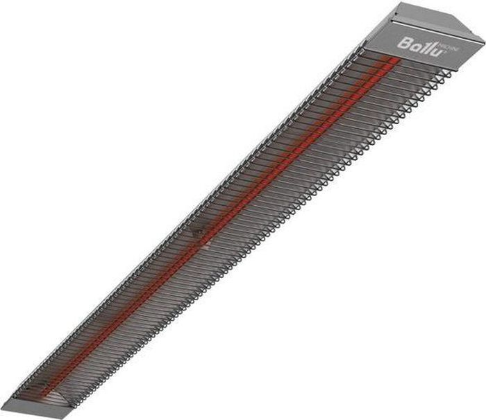 Инфракрасный обогреватель BALLU BIH-T-1.0, серый, серебристый