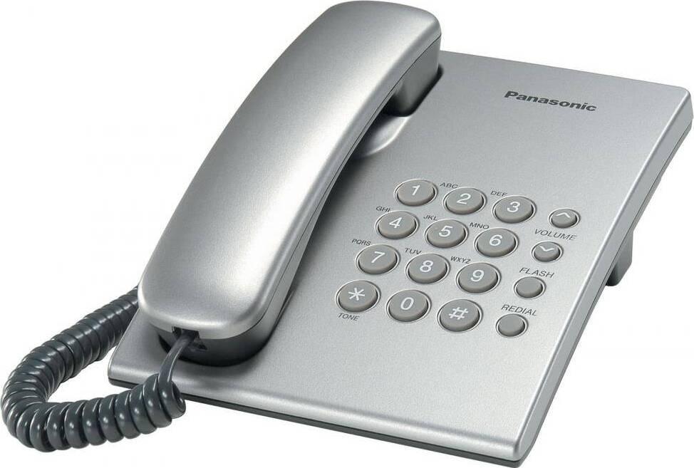 Проводной телефон PANASONIC KX-TS2350 RUS