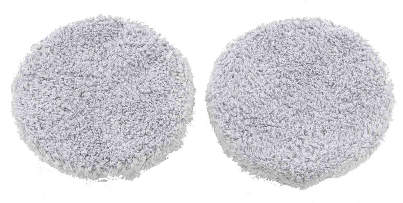 Чистящие салфетки Hobot-188 (комплект из 12 шт., серые) Салфетки из микрофибры 12 штук. для...