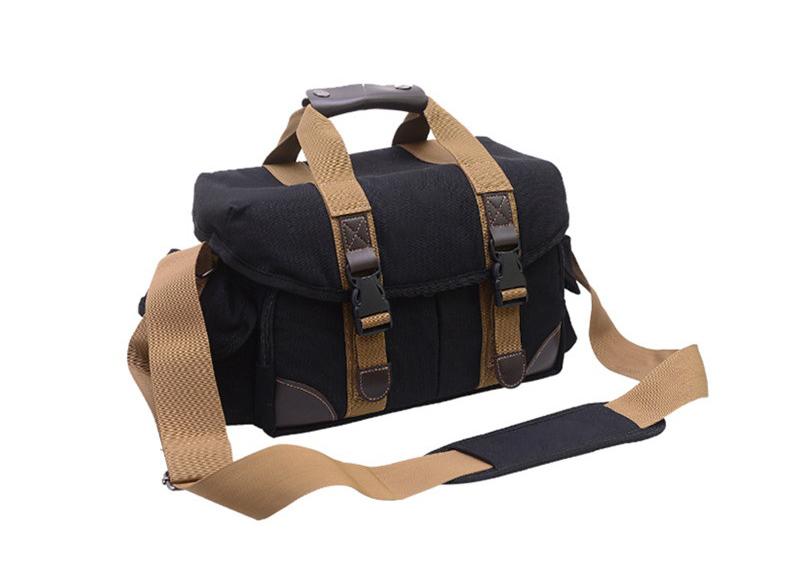 Чехол-сумка MyPads TC-1225 для фотоаппарата Nikon D5500 COOLPIX B500 B700 Coolpix L105 из качественной износостойкой влагозащитной ткани черный