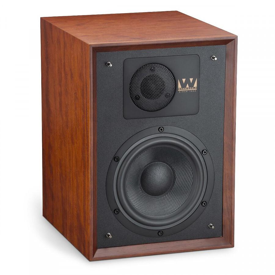 Полочная акустика Wharfedale Denton 85th Anniversary mahogany red
