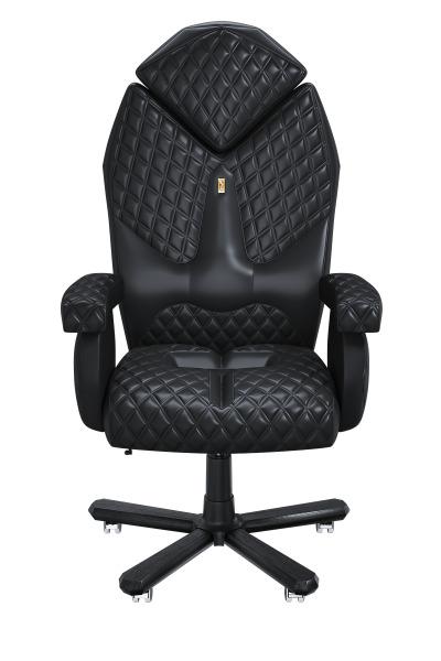 Эргономичное Кресло KULIK SYSTEM DIAMOND Черный