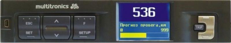 Бортовой компьютер Multitronics C340 (голос)
