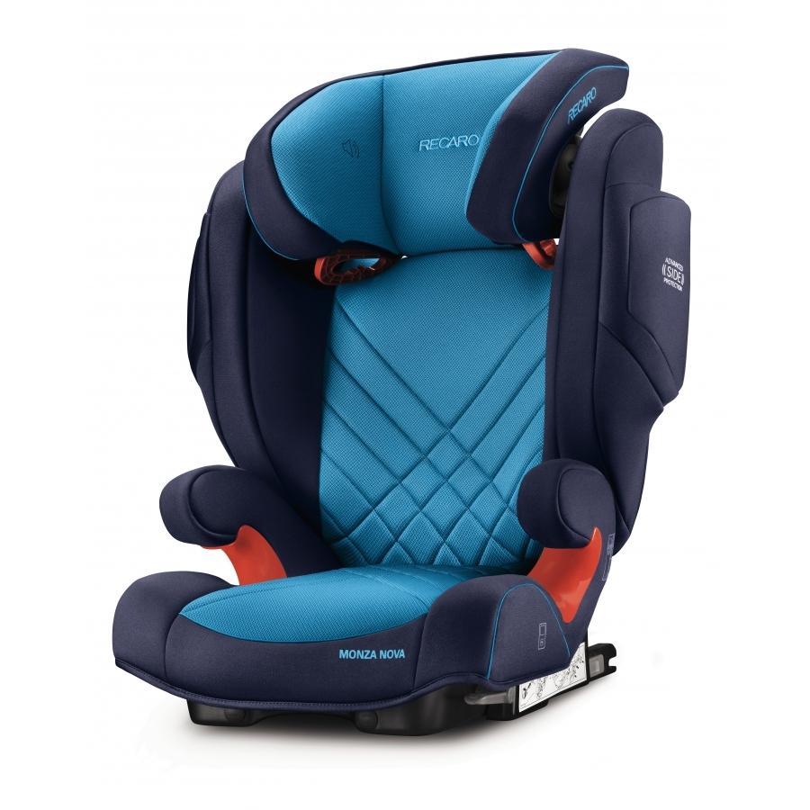 Автокресло Recaro Monza Nova 2 SF  Xenon Blue