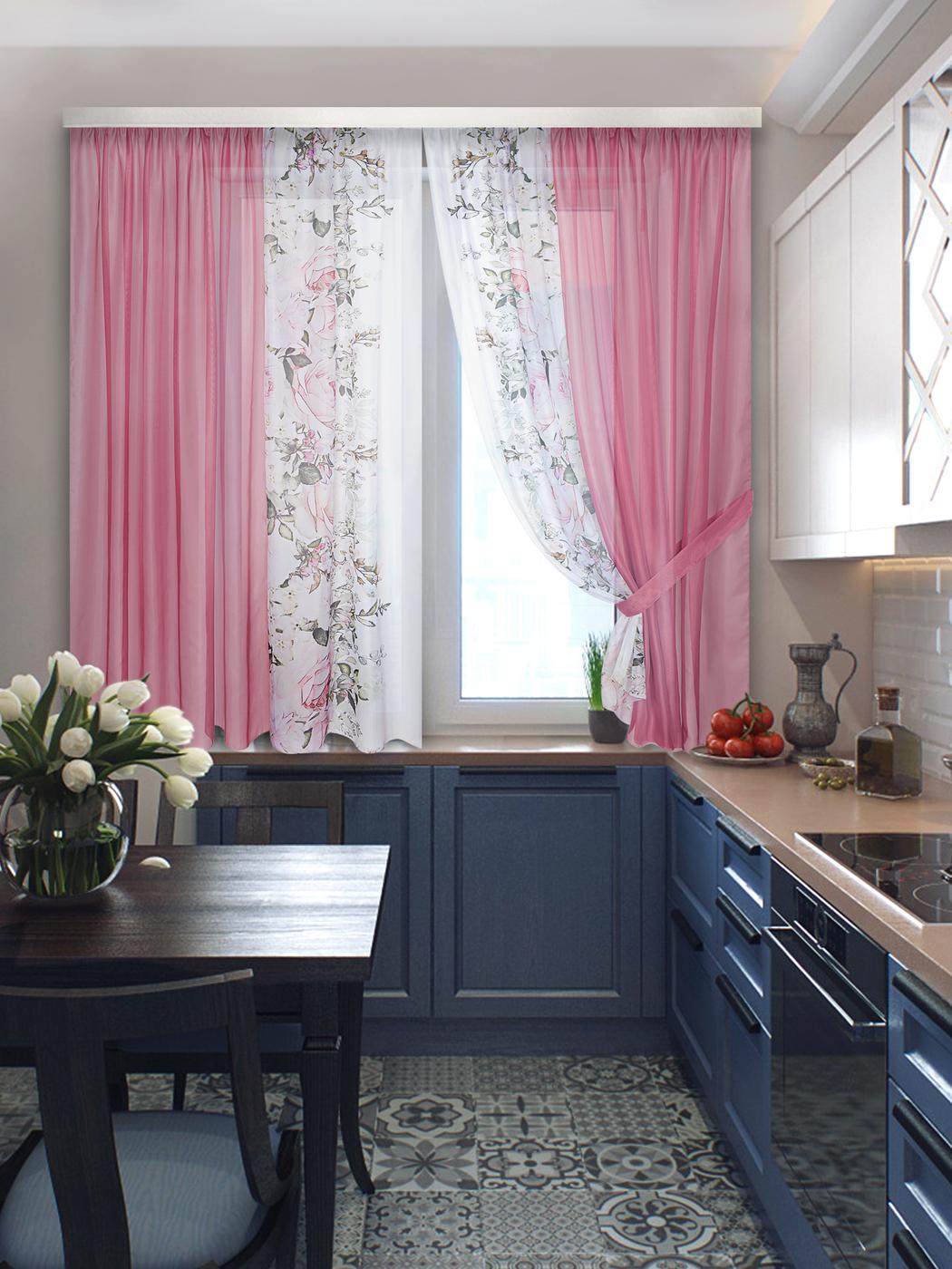 дизайн штор для кухни белого цвета фото этого застройщика действительно