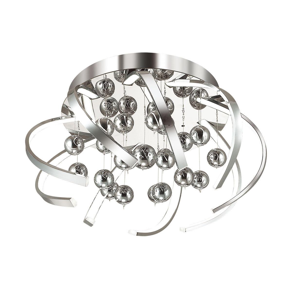 Подвесной светильник Odeon Light 4030/40CL, LED, 40 Вт
